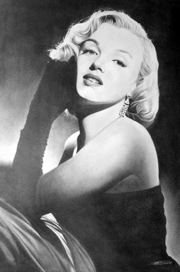 Marilyn Monroe por Domine